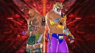 Tekken Tag Tournament 2 : [ King & Marduk ] - Arcade Battle -
