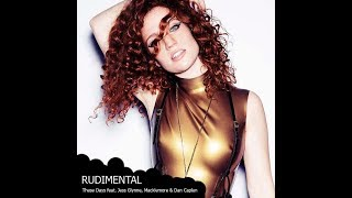 Rudimental - These Days feat. Jess Glynne, Macklemore & Dan Caplen Cover Remix DJ Disco