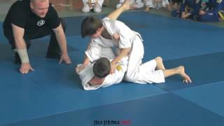 #24 Maxim Carabet (M) A12 W40 (Fudoshin) vs. Artiom Colisnicenco (M) A13 W36 (Bushin-Dodjo)