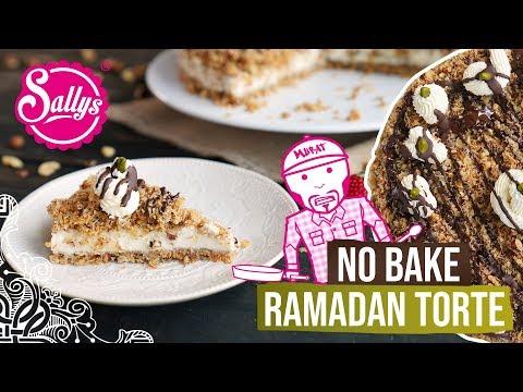 No Bake Ramadan Torte / Murat & Volkan /  Kadayıf & Muhallebi