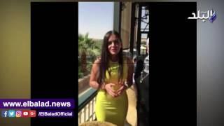 ملكة جمال الكون «منبهرة» بالحضارة المصرية القديمة بـ «أبو سمبل» .. فيديو وصور