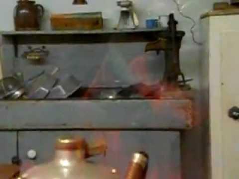 Olden Day Kitchen Appliances