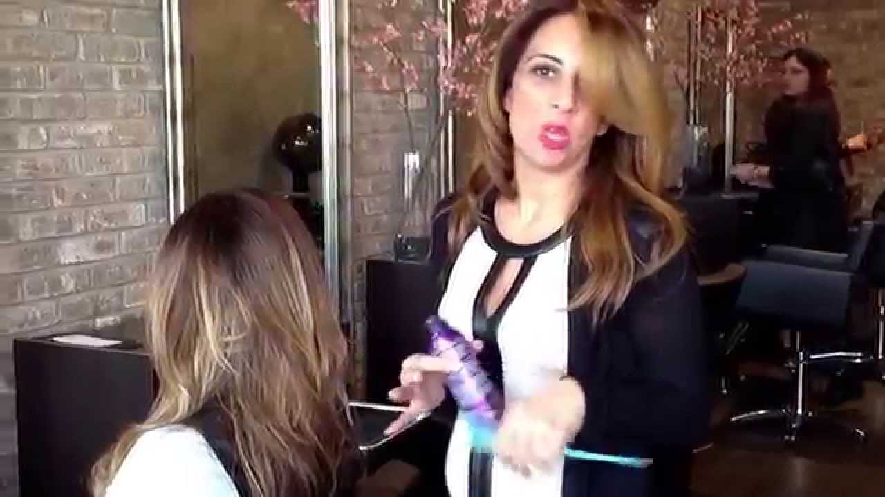 Watch Designer Stylist Tammie S Quick Tips On How To Use Kerastase