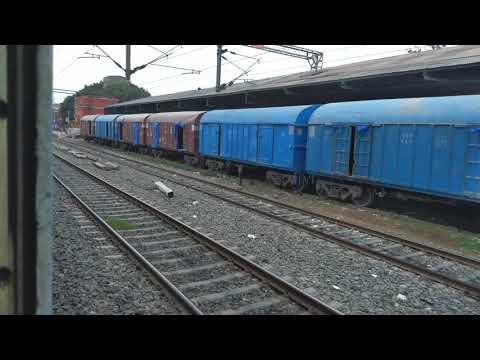 Patna Indore Express skipping Ara Jn ECR