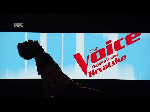 Upoznajte Rina - The Voice of Croatia - Season2 - Blind Auditions2