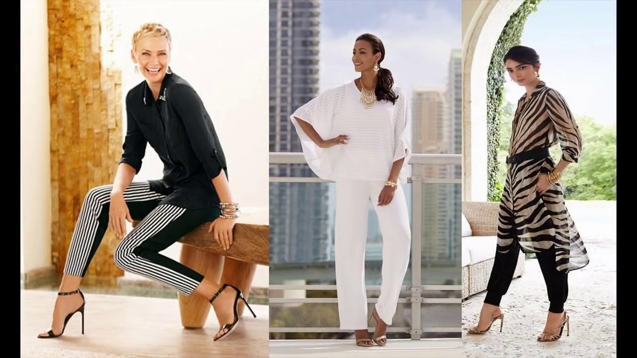 Moda actual para mujeres de 40