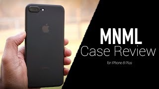 iPhone 8 Plus MNML Case Review | Best Thin Case