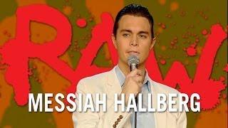 Överklasscirkus - Messiah Hallberg | RAW COMEDY