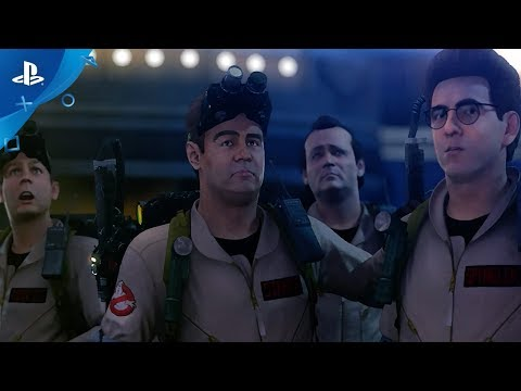 Ghostbusters: The Video Game Remastered - Reveal Trailer    PS4
