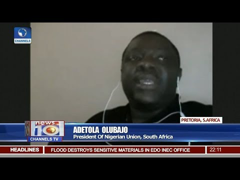 Another Nigerian Killed In South Africa Pt 1 | News@10 |