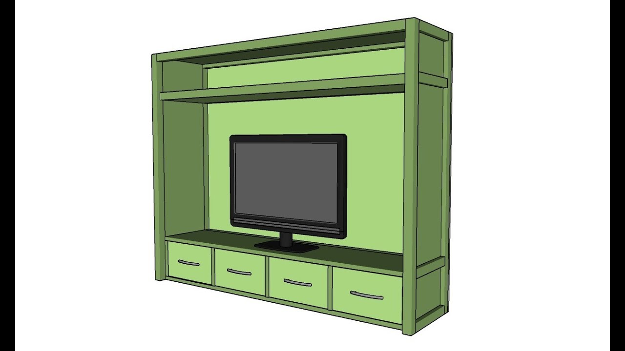 How to build an entertainment center youtube how to build an entertainment center malvernweather Choice Image