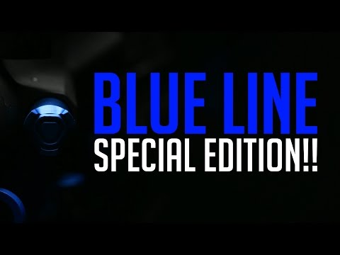 Strike Industries: Blue Line Build