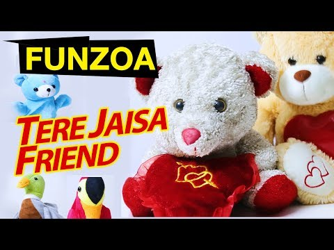 Tere Jaisa Friend Na Koi - Funny Friendship Song | Funfilled Funzoa Videos To Share With Family