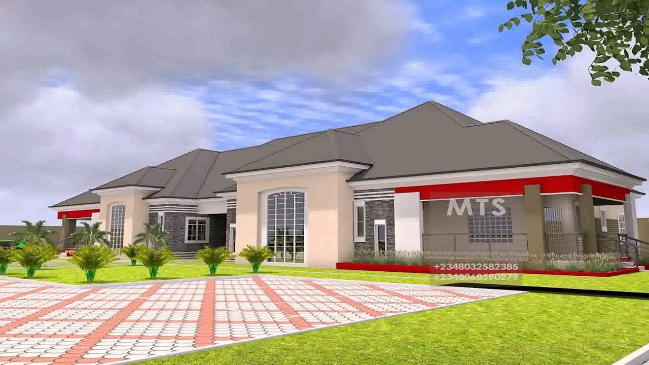 3 bedroom bungalow house plans in uganda