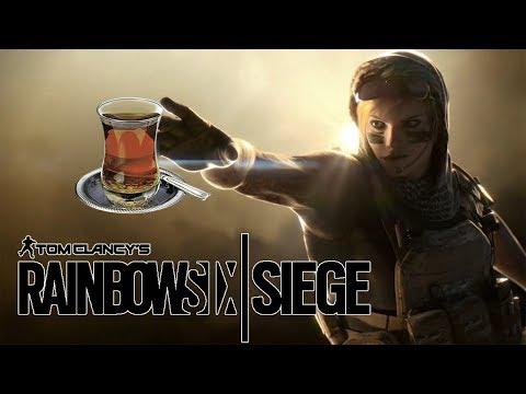 ÇAYLI ÇEKİRDEKLİ GECE NÖBETİ ! | Tom Clancy's Rainbow Six: Siege Blood Orchid