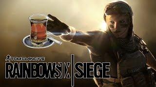 ÇAYLI ÇEKİRDEKLİ GECE NÖBETİ !   Tom Clancy's Rainbow Six: Siege Blood Orchid