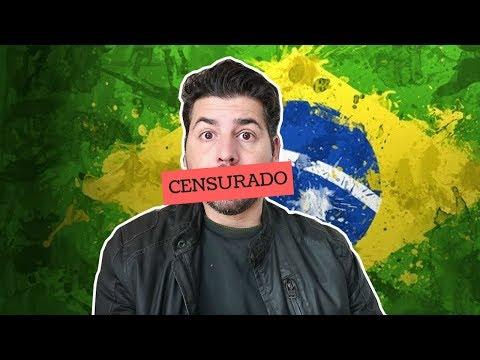 ESTOU PROIBIDO DE FALAR SOBRE O BRASIL │ POLÍTICA E HISTÓRIA │  HENRY BUGALHO