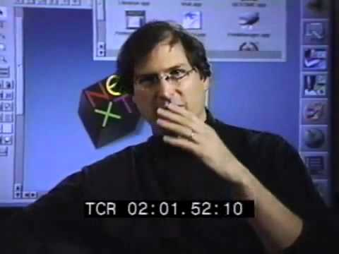 The Steve Jobs 95 Interview  unabridged