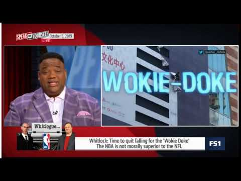"""Speak For Yourself 