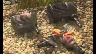 Насосы для ручья и прудового фильтра Gardena(, 2011-03-13T14:34:50.000Z)
