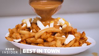 The Best Poutine In Montreal | Best in Town