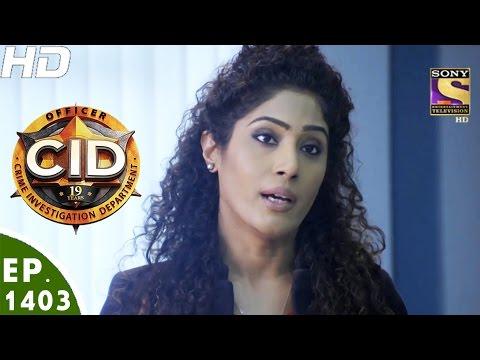 CID - सी आई डी - Rahasyamay Aatmahatya - Episode 1403 - 22nd January, 2017 thumbnail