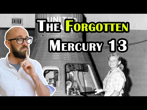 "The Largely Forgotten ""Mercury 13"""