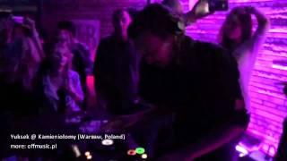 28.01.2011 Yuksek DJ Set @ Kamieniołomy (Warsaw, Poland) (4/5)