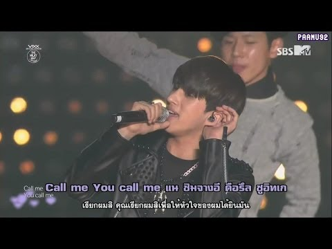 [TH SUB]  VIXX KEN - In The Name Of Love (The Milky Way Showcase ver.)