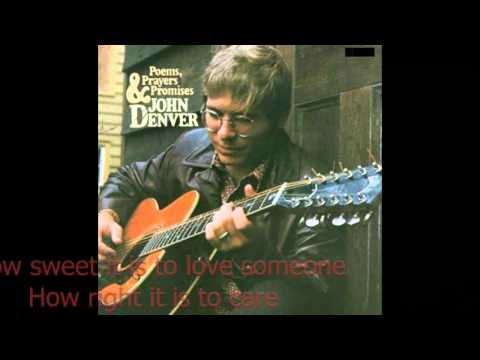 John Denver   Poems, Prayers & Promises mp3