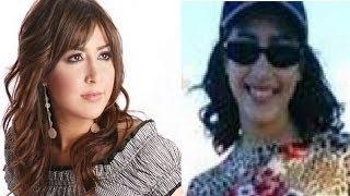 لن تتخيل شكل المطربة المغربية جنات قبل عمليات التجميل وبعدها