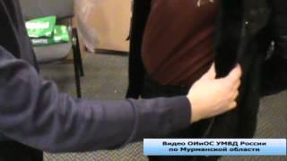 УМВД России по Мурманской области(30 января 2013 года сотрудниками полиции у дома по ул.Старостина областного центра задержан неработающий..., 2013-01-31T08:15:41.000Z)