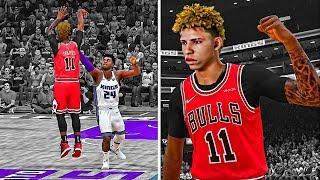 LaMelo Ball 92 Points & Half Court Challenge • NBA 2k19 MyCareer #33