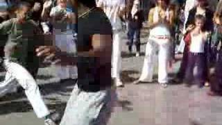 Capoeira at ECCO Walkathon part 6