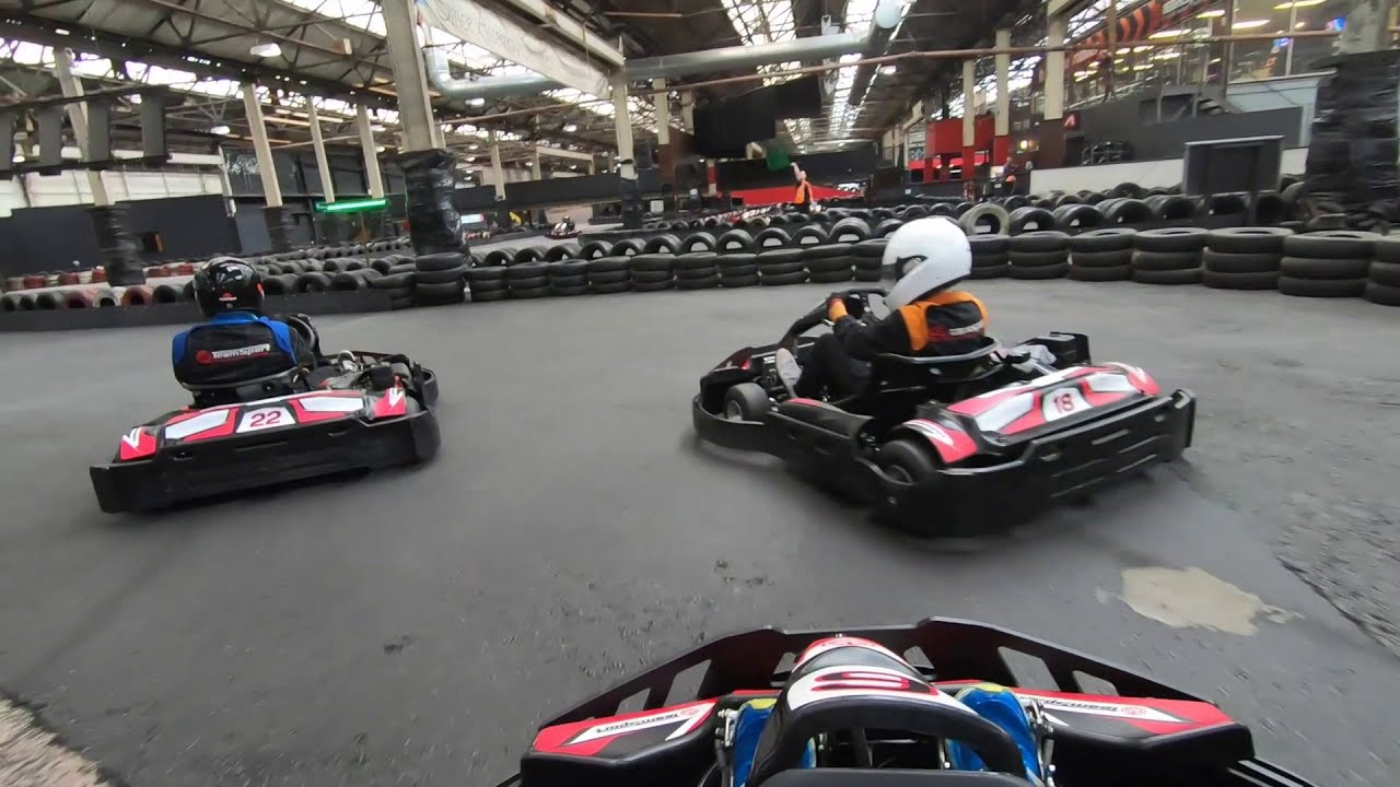 Download Teamsport karting Warrington 31 May 2019 2nd session 5:50pm