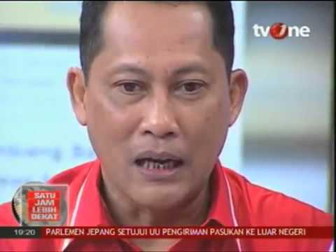 Satu Jam Lebih Dekat Budi Waseso # Satu Jam Lebih Dekat Tv One 19 September 2015