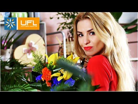 """Флорист.ру: мастер-класс """"Заколка из цветов""""из YouTube · Длительность: 2 мин39 с  · Просмотры: более 48.000 · отправлено: 21.07.2011 · кем отправлено: Флорист.ру - Доставка цветов по всему миру"""