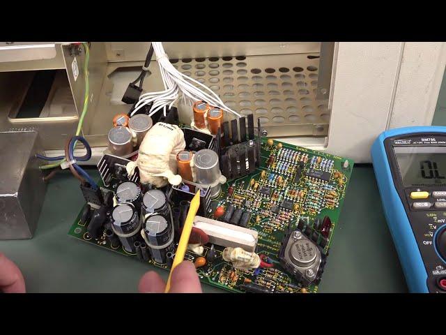 EEVblog #1364 - Compaq Portable PSU REPAIR