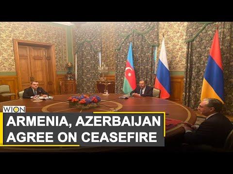 News Alert: Armenia, Azerbaijan agree ceasefire to exchange bodies and prisoners | World News