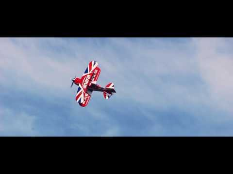 Bray Air Display 2017 Highlights! Featuring Spanish Air Force EF-18A Hornet! 23rd July 2017