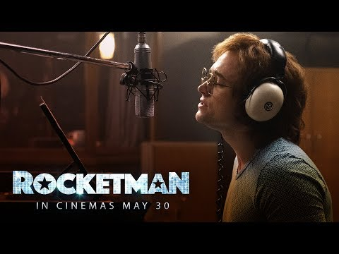 Clint August - Rocketman | Taron Egerton Featurette | Paramount Pictures Australia