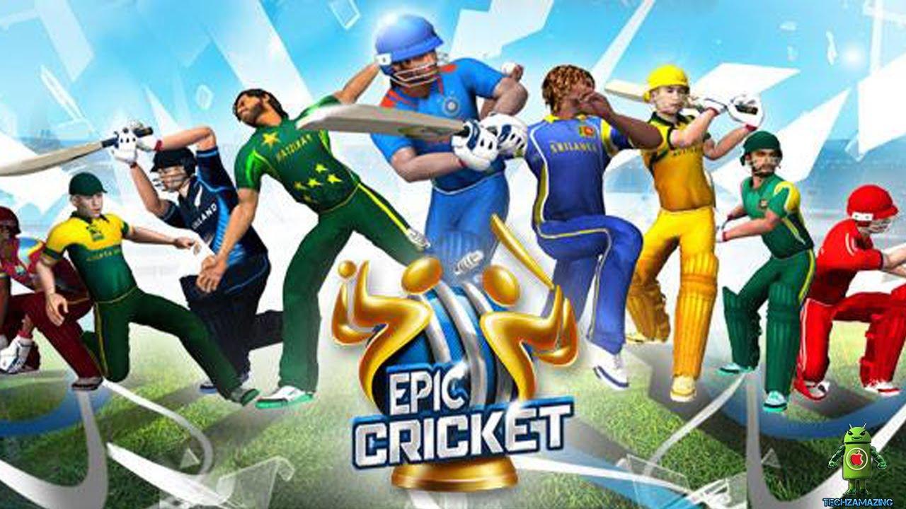 cricket gamess