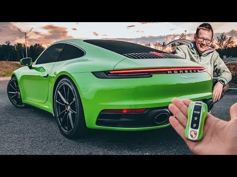 ЗАБРАЛ у ACADEMEG 911 за 11.4 МЛН?! НОВЫЙ PORSCHE Carrera S: 450 л.с. и 3.5 с до 100 км/ч! Тест.