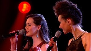Sophie May Williams Vs Cherri Prince: Battle Performance - The Voice UK 2014 - BBC One