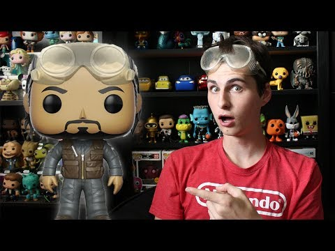 SDCC Exclusive Bodhi Funko Pop Review