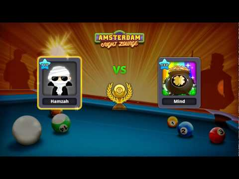 Crazy Amsterdam Tournament....8 Ball Pool...#insasneluck..!