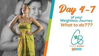Days 4 - 7 of your Weightloss Journey (LEG WORKOUT)