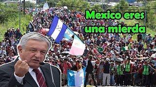 Gobierno de México ofrece 1 Millón de empleos para la caravana de  migrantes   --  CALOR