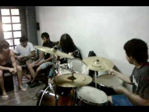 Agades You've Got Another Thing Comin' (cover Judas Priest)