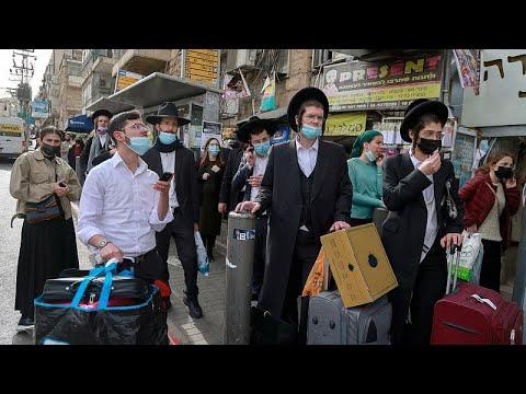 وضع الكمامات لن يكون إلزاميا في الأماكن العامة الخارجية في إسرائيل اعتبارا من الأحد…  - نشر قبل 60 دقيقة